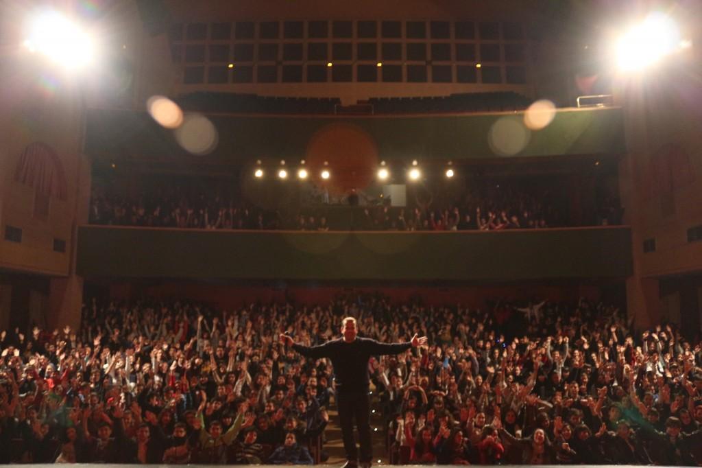 Fotos de mucha vida compartida gracias nico montero - Teatro buero vallejo alcorcon ...